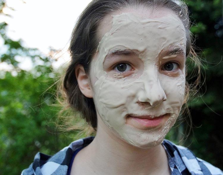 Gesichtsmaske Maske Beautymask
