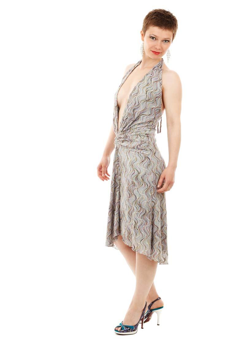 Kleid Sommerkleid Herbstlook