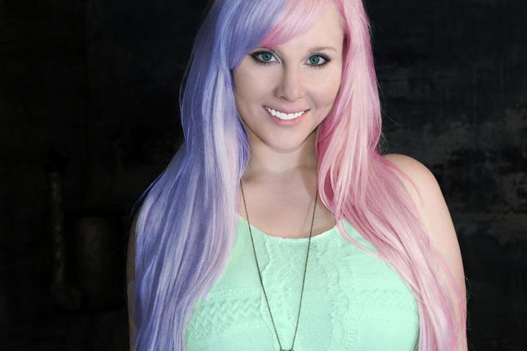 Haarfarbe Sliced Hair