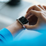 Smartwatch Bedinung Apple