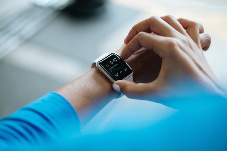 Smartwatch Bedinung Apple