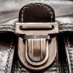 Gürteltasche Schließe Tasche