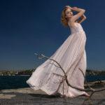 Kleid Rosa Modell