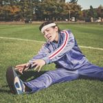 Tracksuit Trainingsanzug Jogginganzug