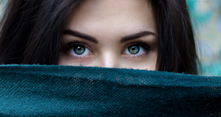 Augenbraue Make Up