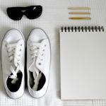 Minimalismus Chucks Sonnenbrille